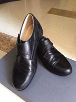 """Продам чёрные школьные туфли """"Каприз"""" 37р для мальчика"""
