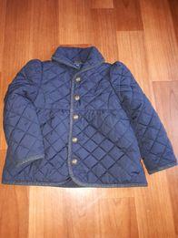 Куртка фирмы Polo на девочку 2-3 лет
