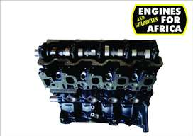 Toyota Hilux 2.8D 3L Head, Block and Sub New For Sale