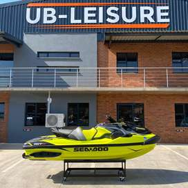 2018 SEADOO RXT X 300 7 HOURS | UB LEISURE