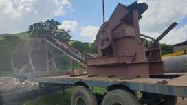 Crusher On Trailer And Screen