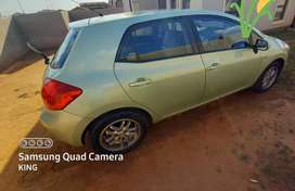Toyota Auris for sale, price is negotiable