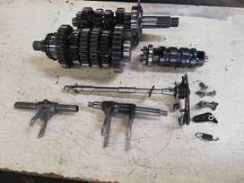 YAMAHA R6 complete gearbox [2011 model]