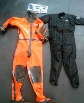 Commercial dry suits