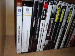 gry na PC , oryginalne, używane, 17 gier w zestawie