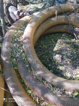 Big Reinforced plastic water pipes