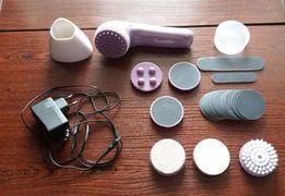 Набір міні-спа Derma Seta з адаптером і додатковим набором подушечок