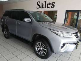 2019 Toyota Fortuner 2.8 GD-6 Automatic