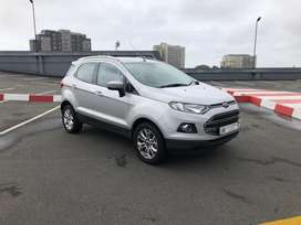 2015Ford Ecosport in excellent condition fsh one owner low mileage