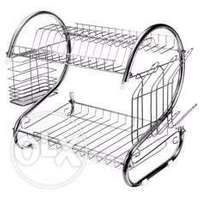 Stainless Dish Rack 0