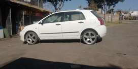 17 inch rims and tyres 4/100 to swop