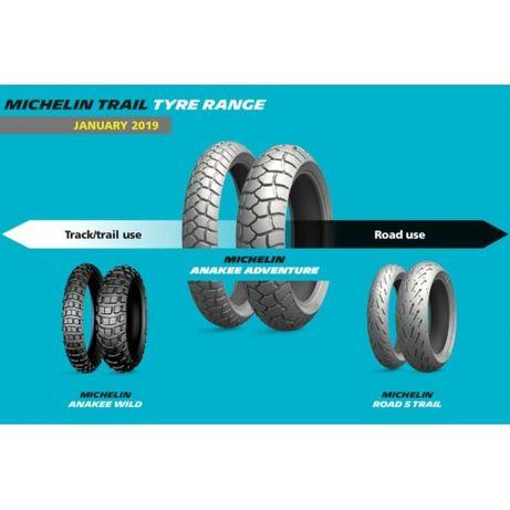 Мотошина,Моторезина Michelin Anakee Adventure Мукачево - изображение 5