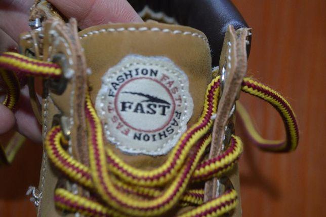 деми ботинки 28 размер Киев - изображение 6