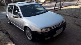 Golf 4 gti 1.8t 20v start n go.very powerful n sporty wth sound etc