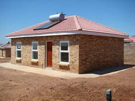 BRAND NEW AFFORDABLE HOMES