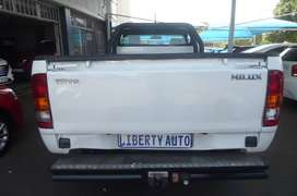 2015 Toyota Hilux 2.5D4D Single Cab 60,000km  LIBERTY AUTO