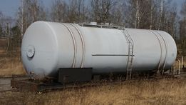 Zbiornik stalowy 60000l, AMAX Komora normobaryczna, normobaria, DIESEL