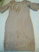 Плаття трикотажне, розмір 48