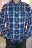 Мужская рубашка Abercrombie & Fitch. Скидка 20%!