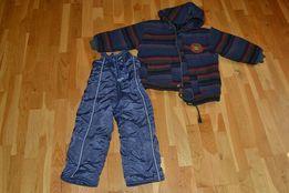 Зимняя шерстяная куртка детский в хорошем состоянии