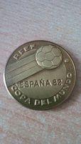 medal moneta espana 82