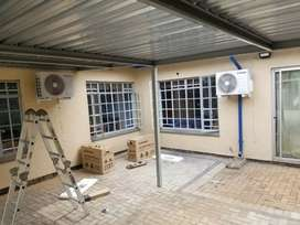Air conditioning and hvac services