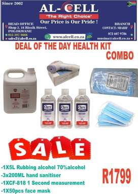 DEAL OF THE DAY HEALTH KIT