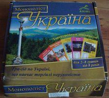 """Настільна гра """"Монополіст Україна"""" ARIAL"""