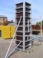 Стінова опалубка , а також для колон, фундаменту -ЛЬВІВ