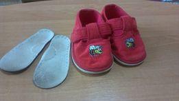 """Детская обувь для """"первих шагов""""(дополнительние стельки в подарок)!"""