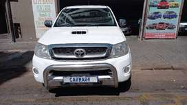 2010 TOYOTA HILUX DOUBLE CAB 3.0