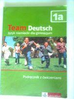 Team Deutsch podręcznik z ćwiczeniami 1 a- U. Esterl
