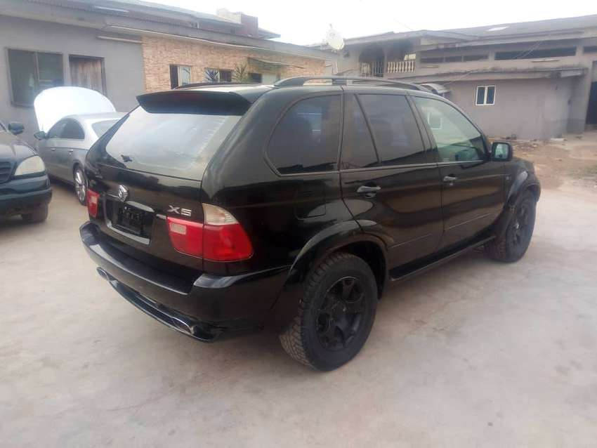 Very Clean Registered BMW X5 03 0