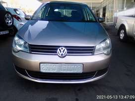 VW Polo Vivo 1.4, 2014, Manual, Petrol