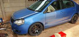 Vw polo classic 1.9 tdi body only
