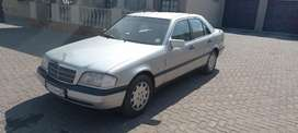 Mercedes benz W202 C200  manual For sale or swop
