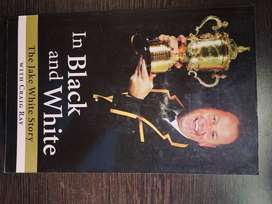 In Black & White - The Jake White Story Book By Craig Ray