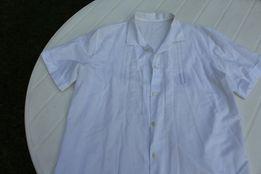 3 białe koszule bluzki damskie rozmiar 42