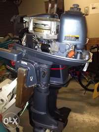 5HP Yamaha Boat Motor for sale  South Africa