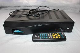 ТВ тюнер рессивер для спутниковой антенны+карта Dish 2700, США