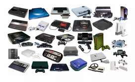 Wanted PS4 Slim, Xbox 1S,xbox 360 Ps3's Sega Old machines Hand helds