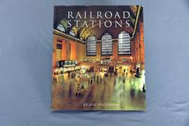 Railway/Railroad Book Bundle: TRAIN TRAVEL AND STATIONS