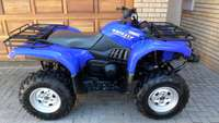 Image of Yamaha Grizzly 660 utility quad,As New condition.Only 1750kms.