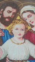 «Свята родина», алмазна мозаїка