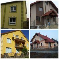 Фасади.Утеплення фасадів.Реставрація фасадів.