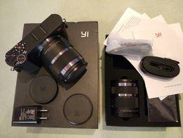 Бездзеркальна цифрова камера Xiaomi Yi M1 20 MP Sony IMX269 Mi Mijia