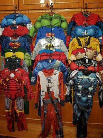 Карнавальный костюм Супергероя,Марвел,2-10лет.После7лет, цена другая! Лужаны - изображение 1