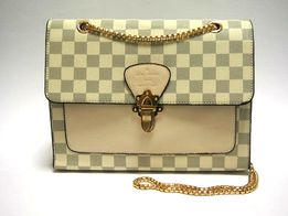Louis Vuitton Listonoszka kuferek torebka na ramię na łańcuszku