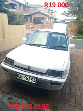 AVAILABLE HONDA BALLADE 16V FOR SALE