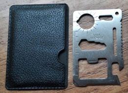 Мультикул-карта для мужского бумажника и портмоне.